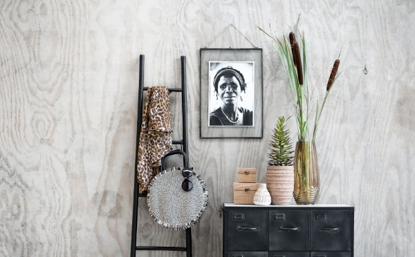 African inspired home decor