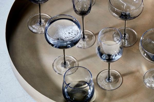Umwerfende qualitativ hochwertige Rotweingläser, Weißweingläser, Cocktailgläser und Wassergläser.