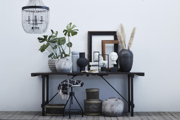 Nordic interior design inspired collection