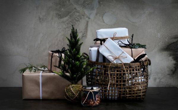 Design d'intérieur Scandinave de la collection de Noël