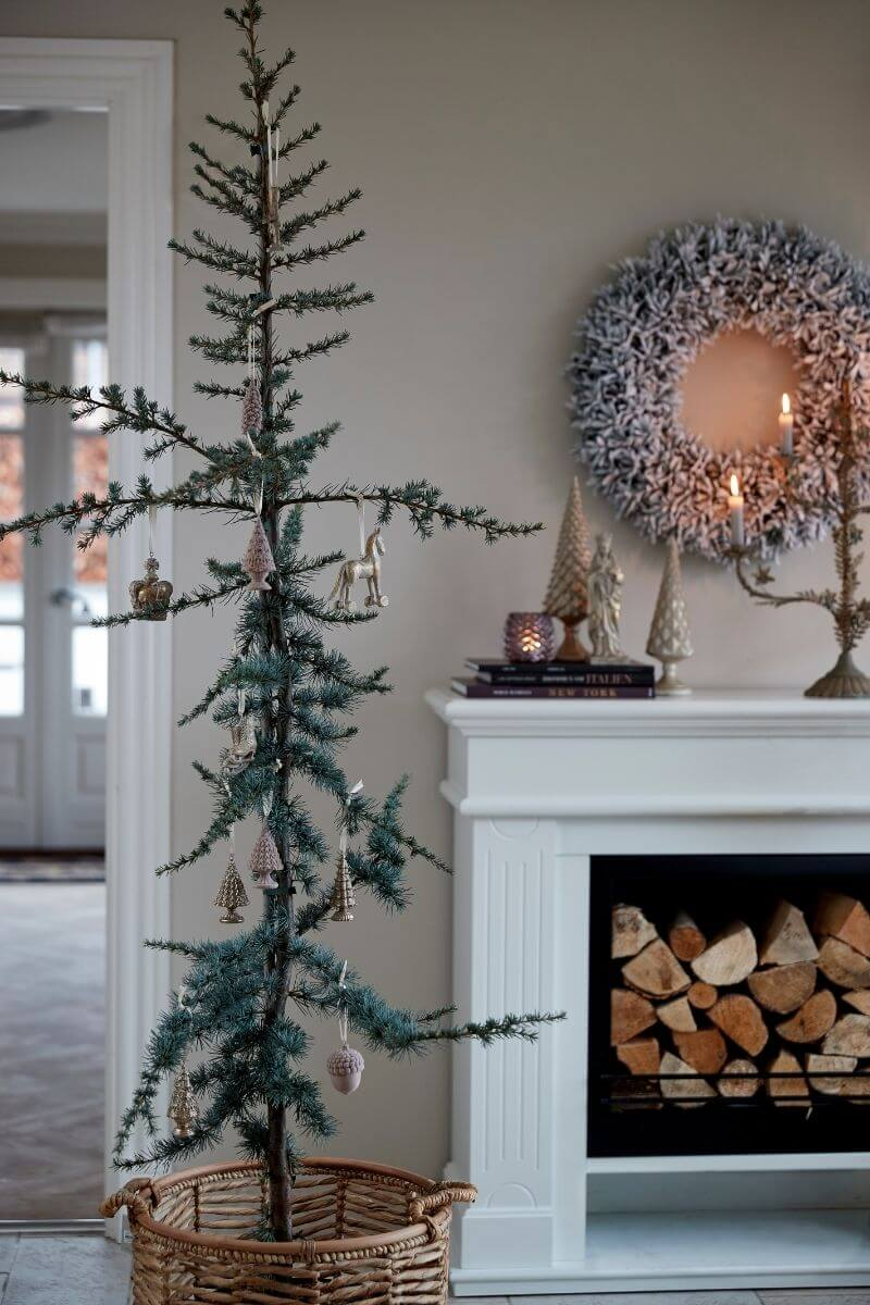 Stunning Christmas ornaments and beautiful wreath with Lene Bjerre