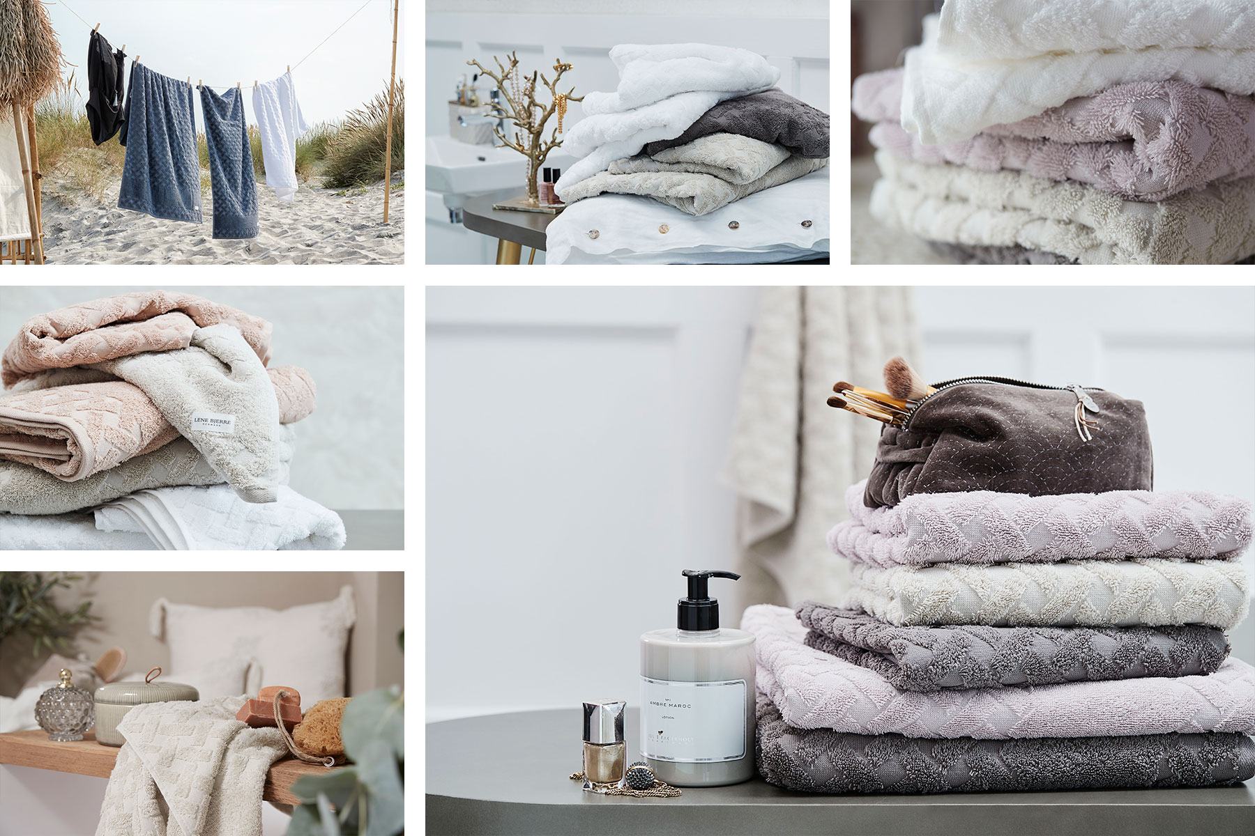 Lene Bjerre wholesale bath towels