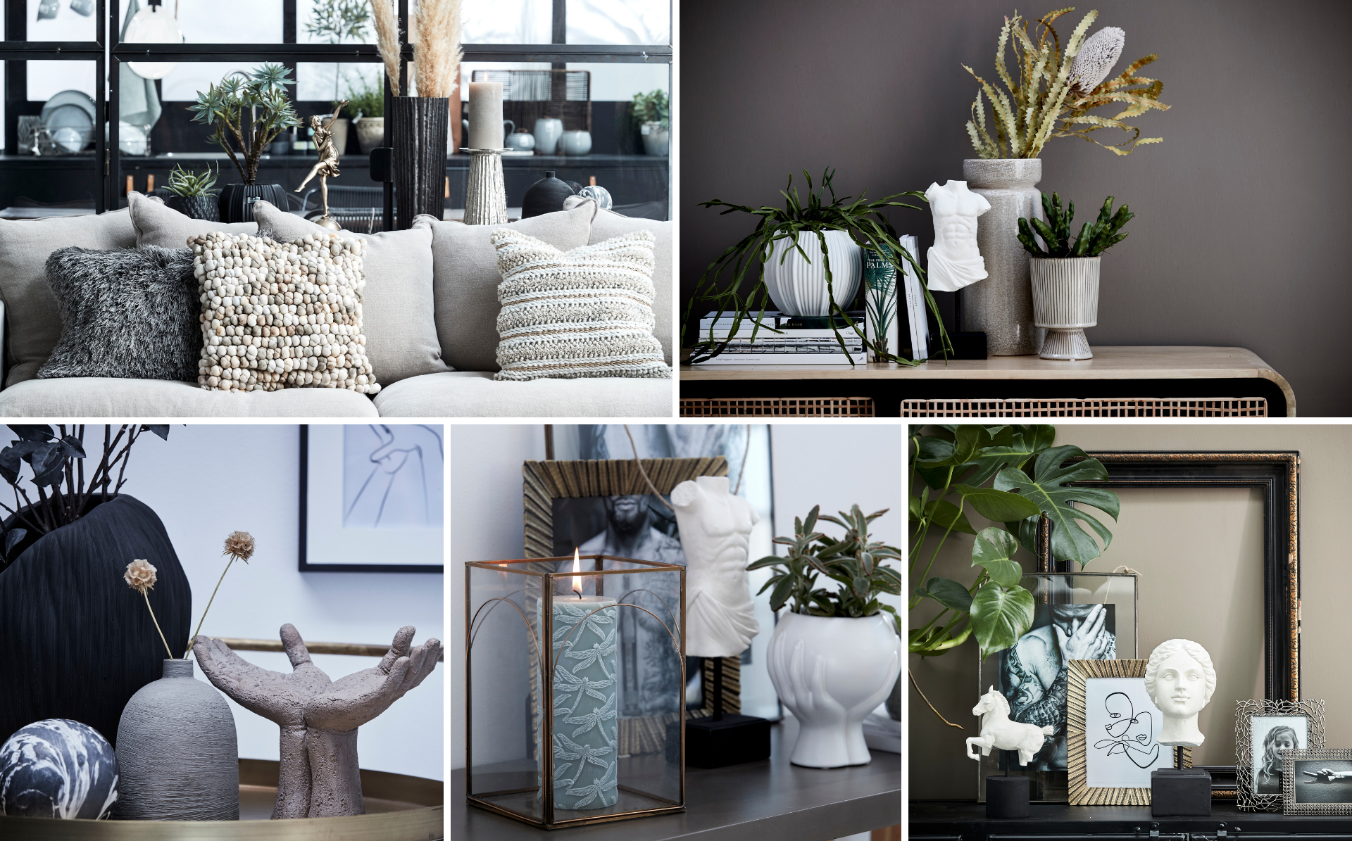 Home decoration items and  trends autumn winter
