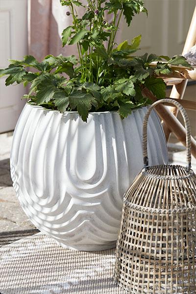 Scandinavian wholesaler of flower pots - Lene Bjerre