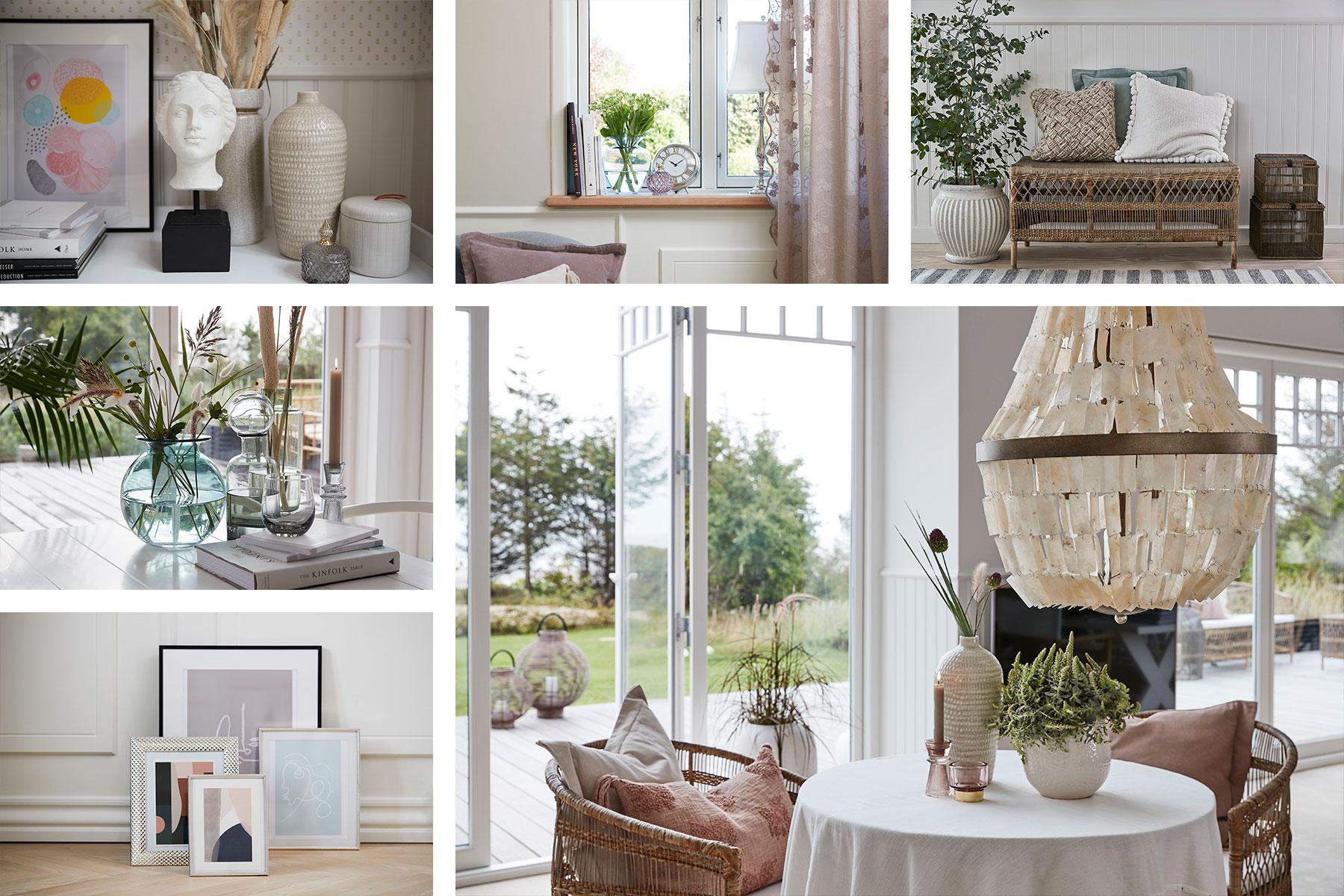 Home decor from Scandinavian wholesaler Lene Bjerre