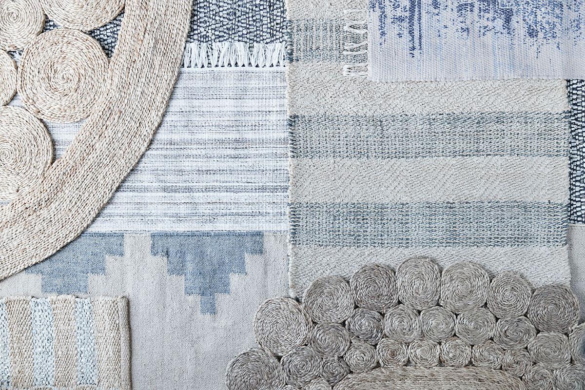 Scandinavian wholesaler of rugs - Lene Bjerre