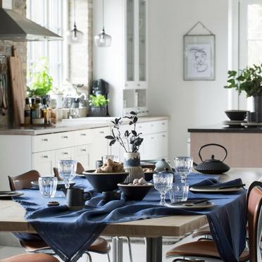 Lene Bjerre Esstisch in skandinavischem Design