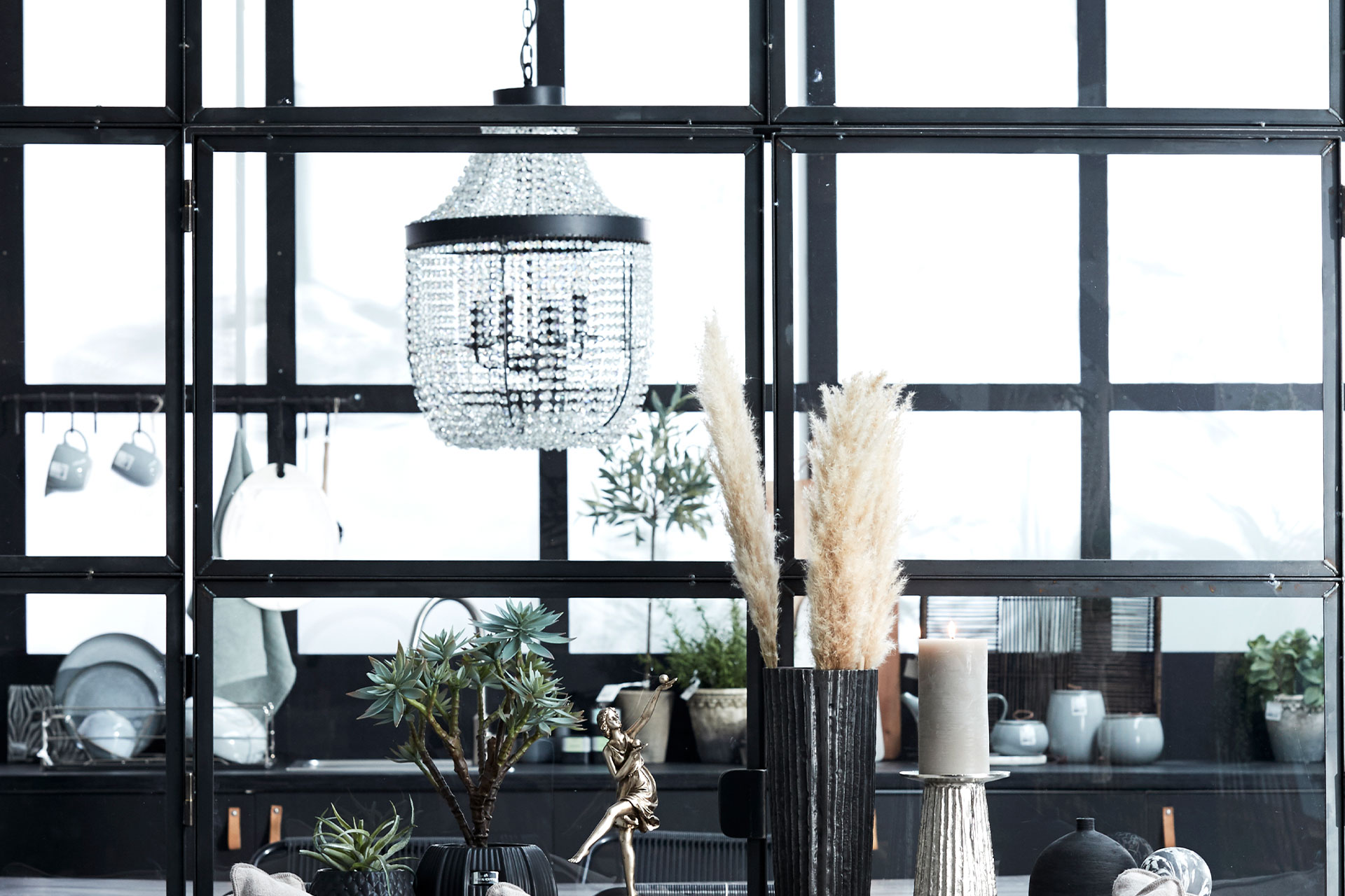 Wholesaler of Danish designed chandeliers - Lene Bjerre