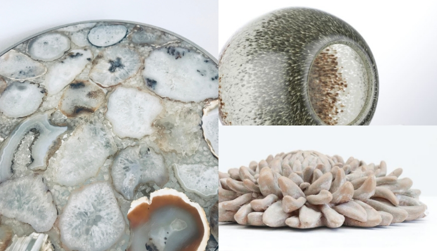Design with tactile surfaces inspired by nature