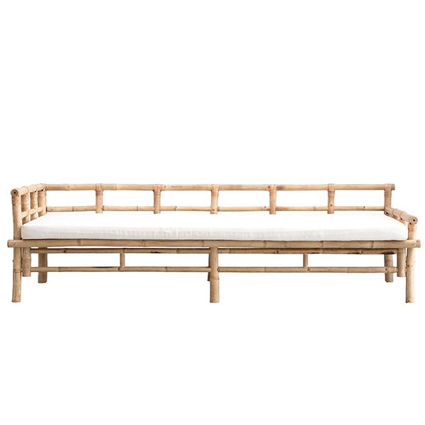 Mandisa bamboo daybed from wholesaler Lene Bjerre