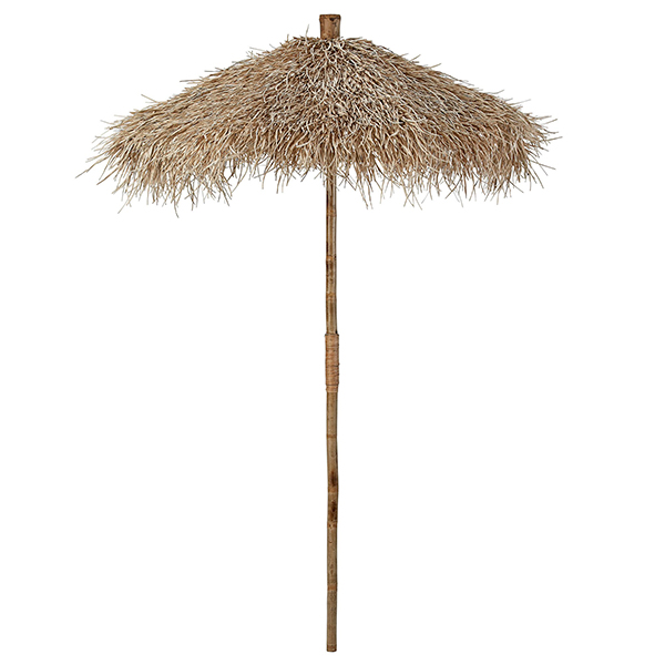 Mandisa bamboo parasol from Lene Bjerre