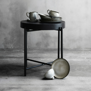Rustic Amera kitchenware from Lene Bjerre on a table