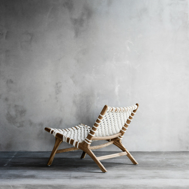 Crosillia chair from Lene Bjerre created with great craftsmanship