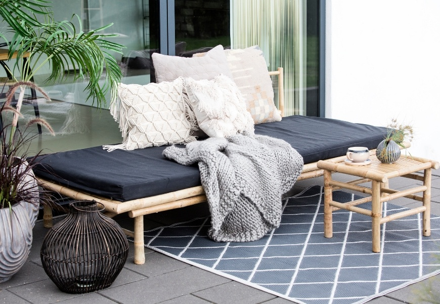 Lene Bjerre Mandisa bamboo daybed