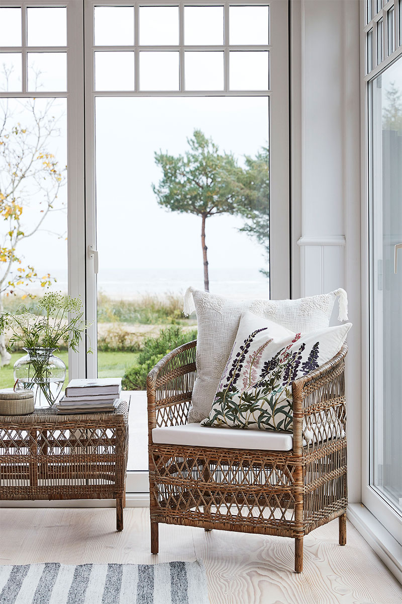 Wholesaler of sustainable furniture and home decor - Lene Bjerre