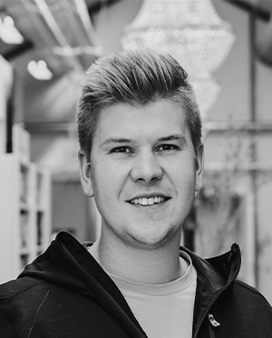 Andreas - Sales Coordinator at Lene Bjerre