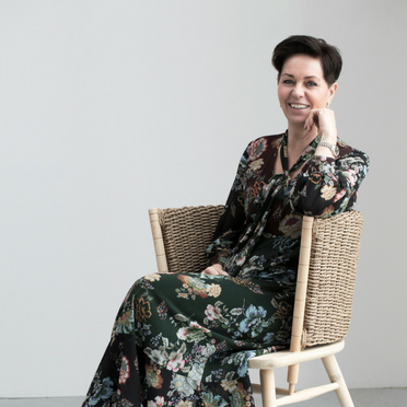 Suzanne Sand who is the Creative Director at Lene Bjerre Design A/S