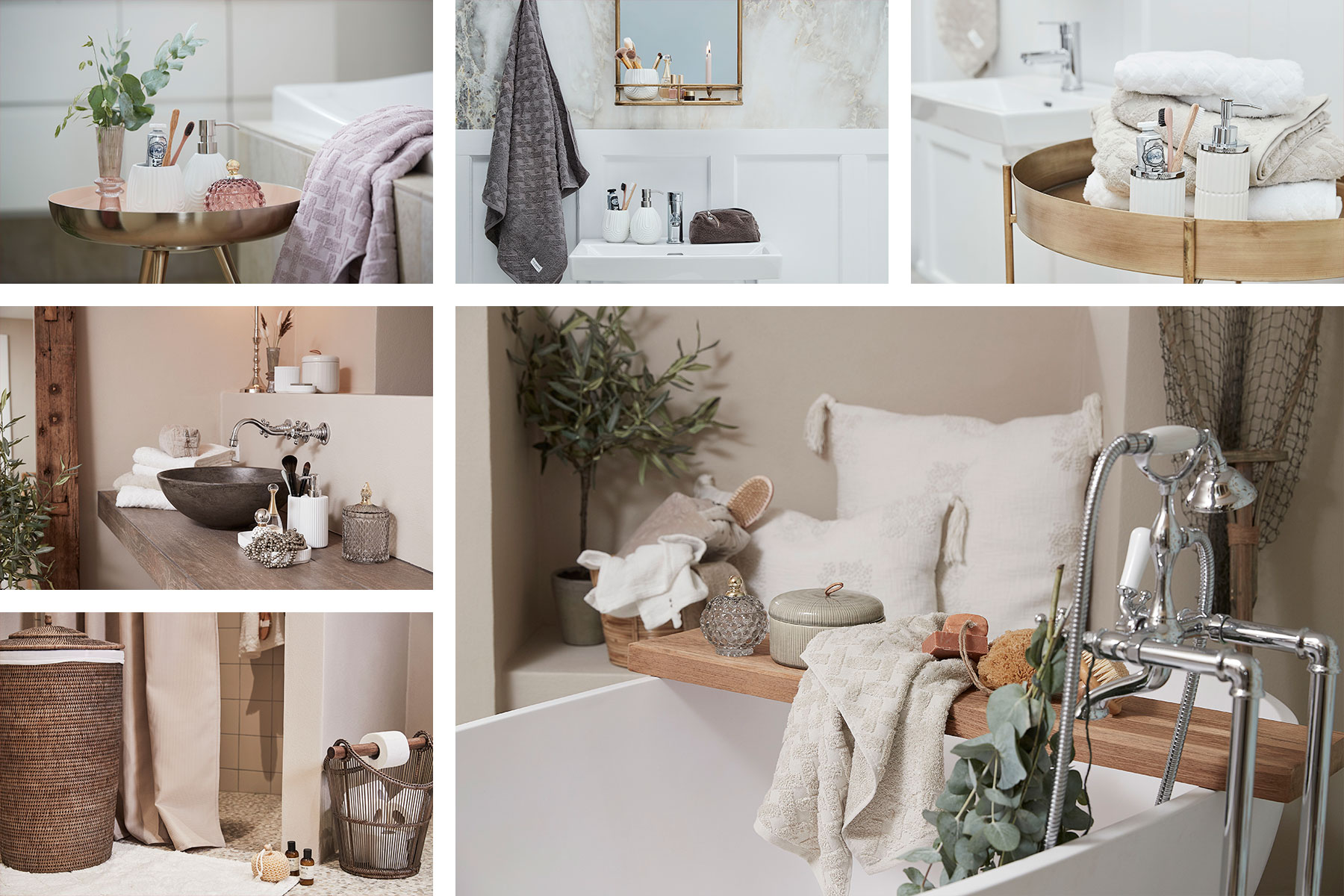 Lene Bjerre wholesale bath accessories