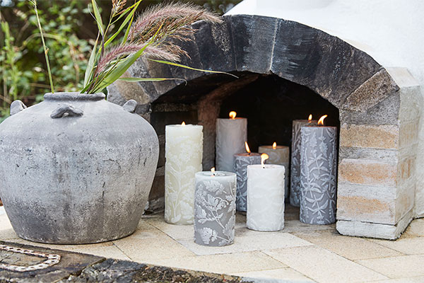Longlasting wax candles for your home - Lene Bjerre