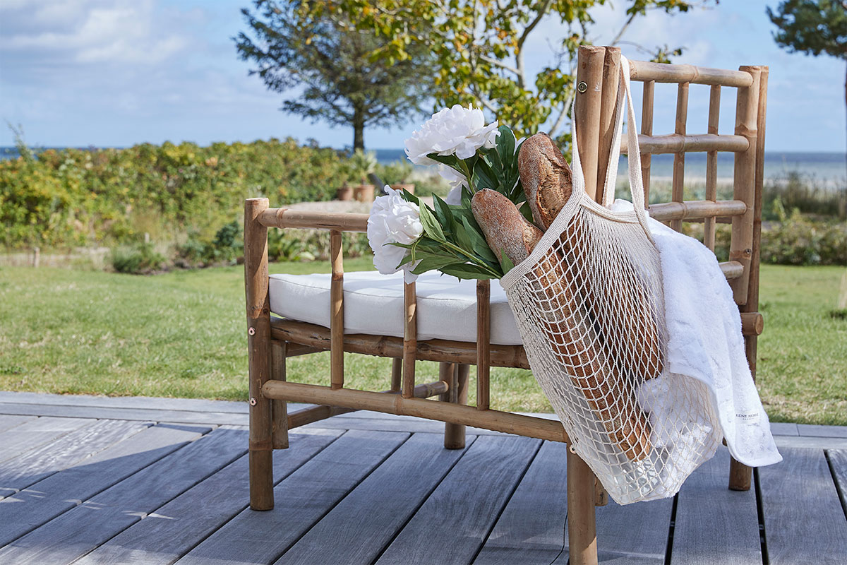 How to clean bamboo furniture - Lene Bjerre