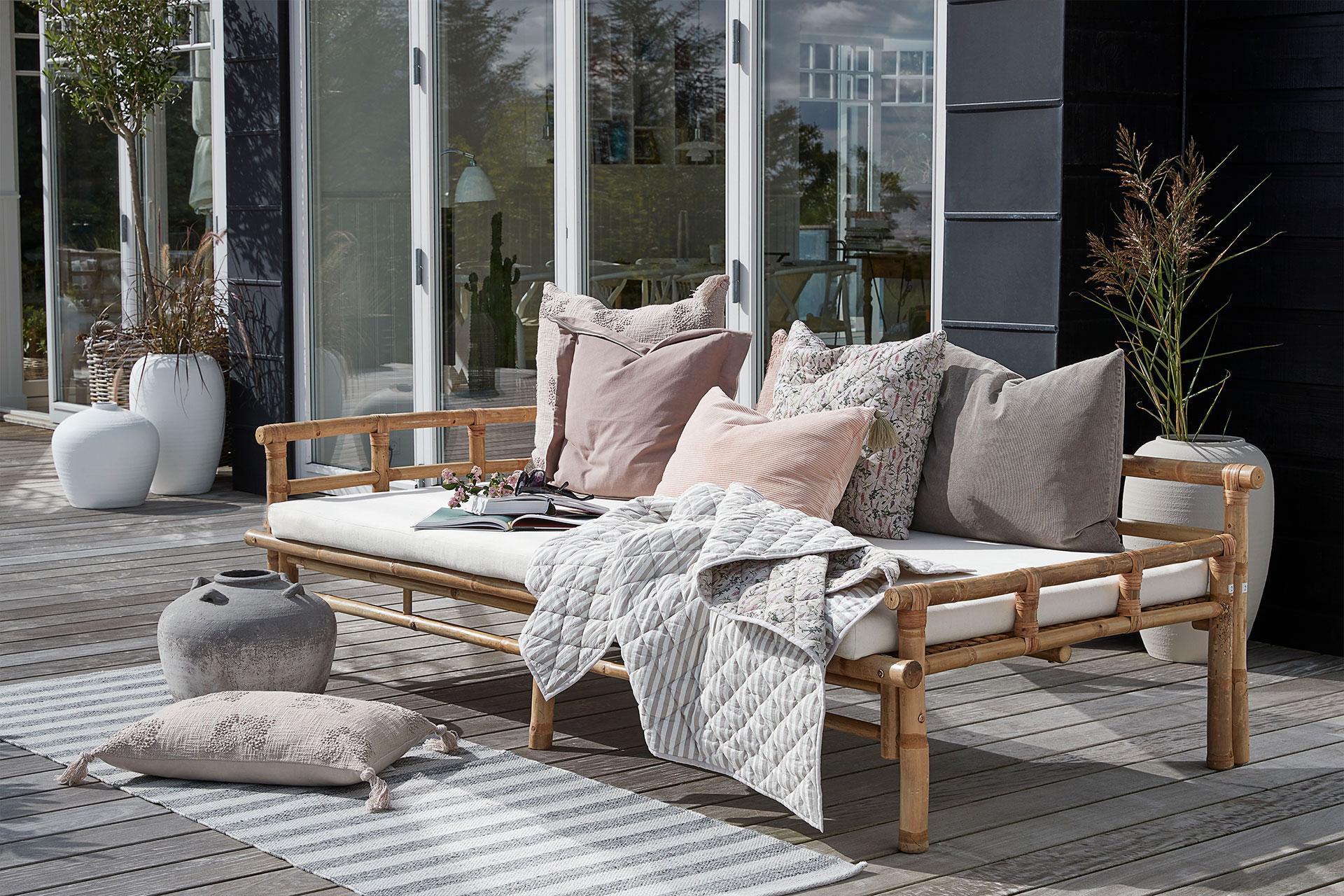Wholesaler of bamboo furniture - Lene Bjerre
