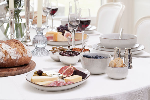 Extensive kitchen accessories for your dinner table - Lene Bjerre