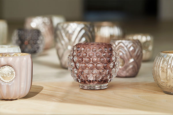 Scandinavian wholesaler of candlesticks and votives - Lene Bjerre