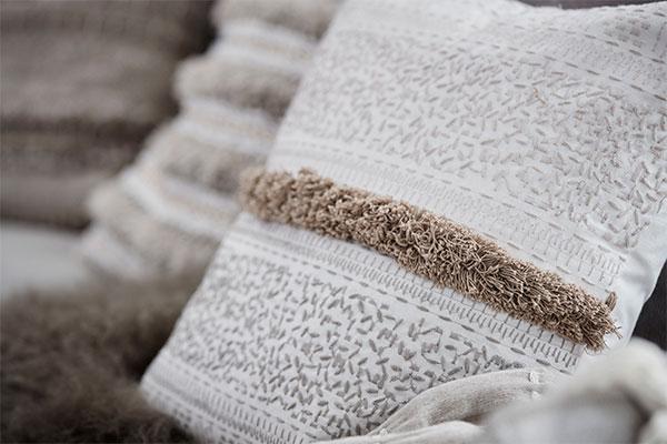 Wholesaler of Scandinavian designed cushions - Lene Bjerre